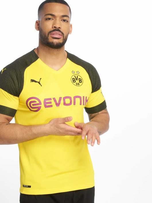 Puma Performance Maillot de Football BVB Home Replica Evonik Logo jaune
