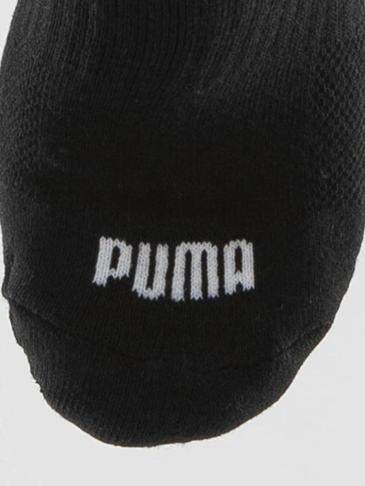 Puma Sokken 2-Pack Cushioned Quarters zwart