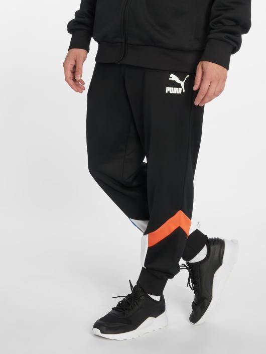 Puma Spodnie do joggingu MCS Track czarny