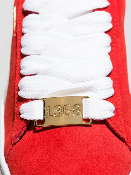 Puma Zapatillas de deporte BBoy Fabulous Suede Classic rojo