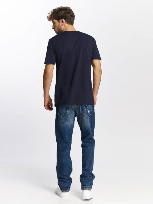 Quiksilver T-paidat Classic Meridian sininen