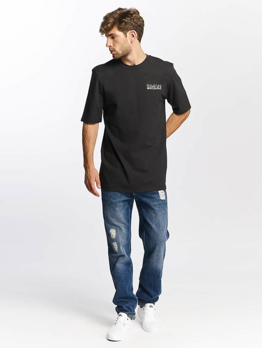 Quiksilver T-Shirt Neon Tendencies black