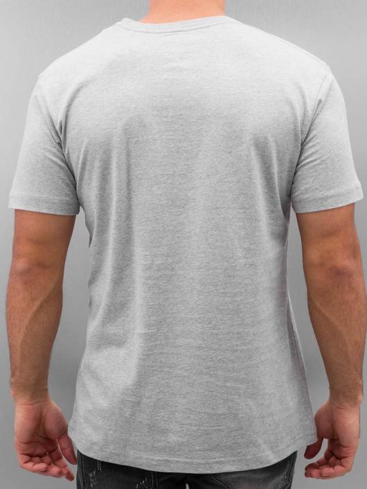 Quiksilver T-Shirt Jungle Box Classic grey