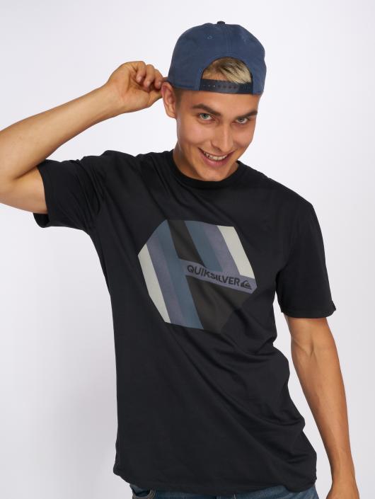 Quiksilver T-Shirt Retro Right noir