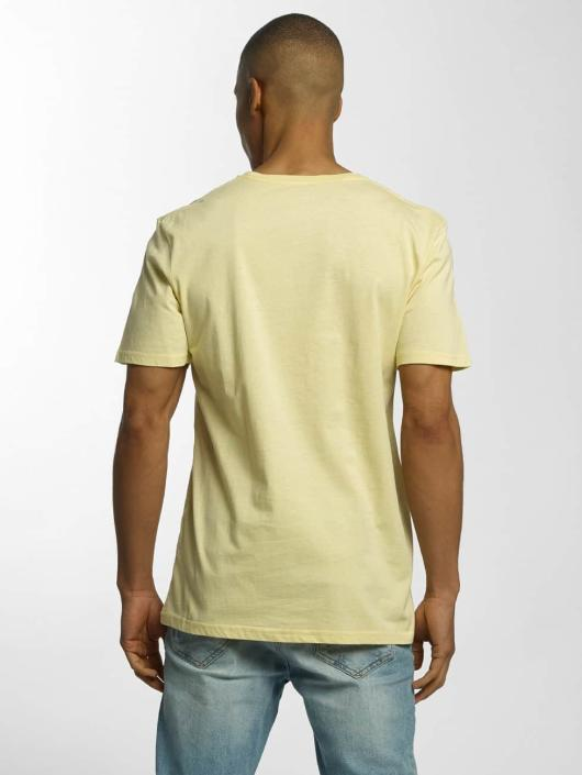 Quiksilver T-Shirt Classic Sea Tales yellow