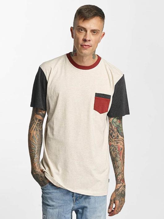 Quiksilver T-skjorter Baysic Pocket beige
