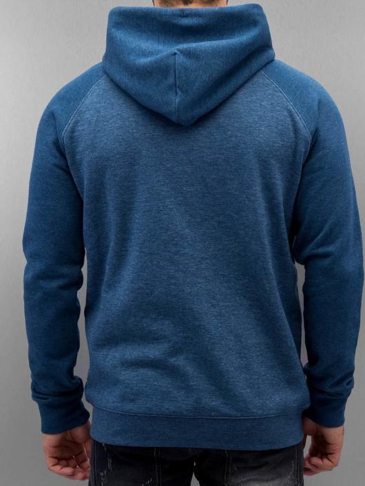 Quiksilver Zip Hoodie Everyday modrá