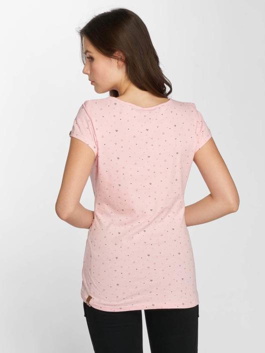 Ragwear Hihattomat paidat Mint Hearts vaaleanpunainen