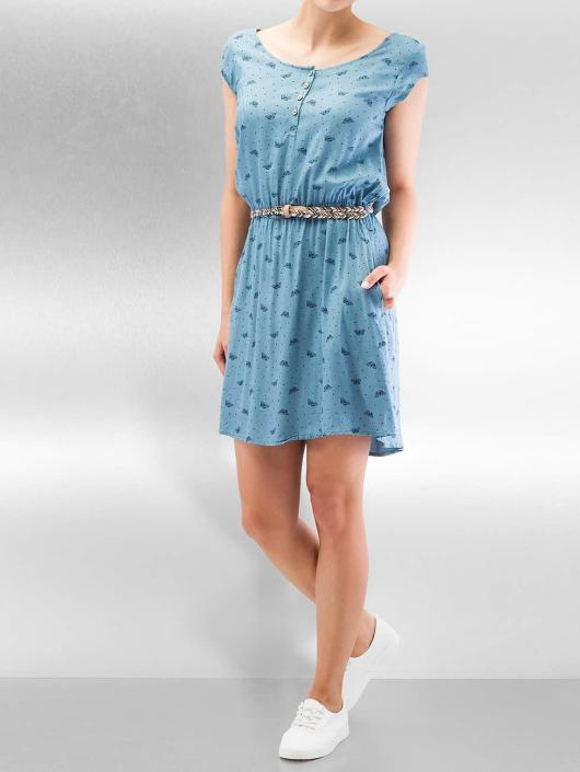 Ragwear Klänning Zephie blå