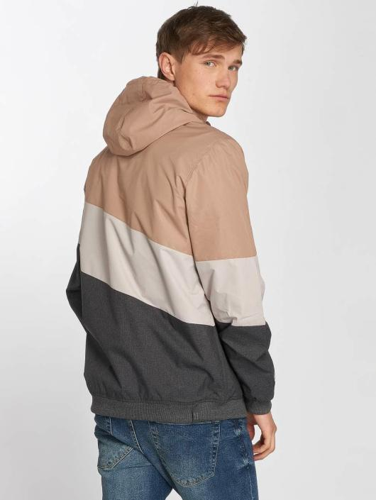 Ragwear Lightweight Jacket Tricole brown