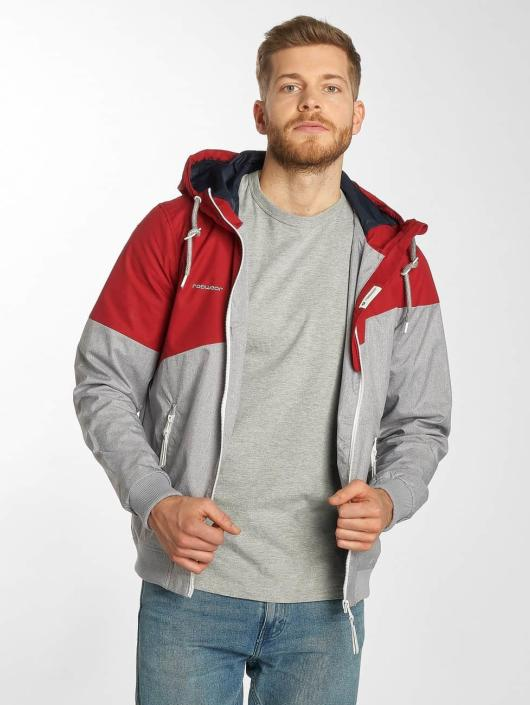 Ragwear Lightweight Jacket Wings red