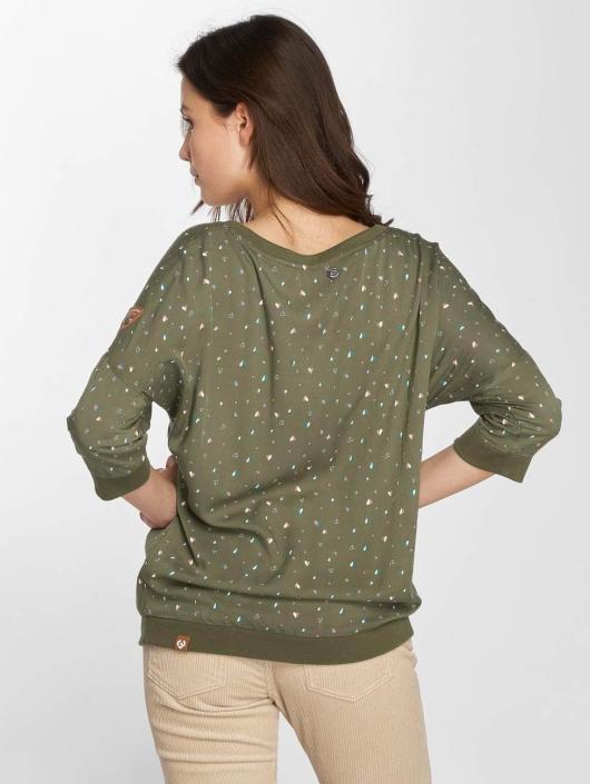 Ragwear Pitkähihaiset paidat Francy oliivi