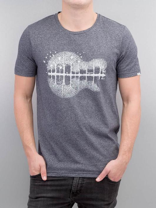 Ragwear T-shirt Paul Organic blå