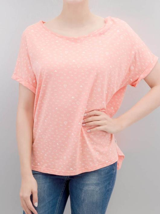 Ragwear T-Shirt Trible B Organic rosa