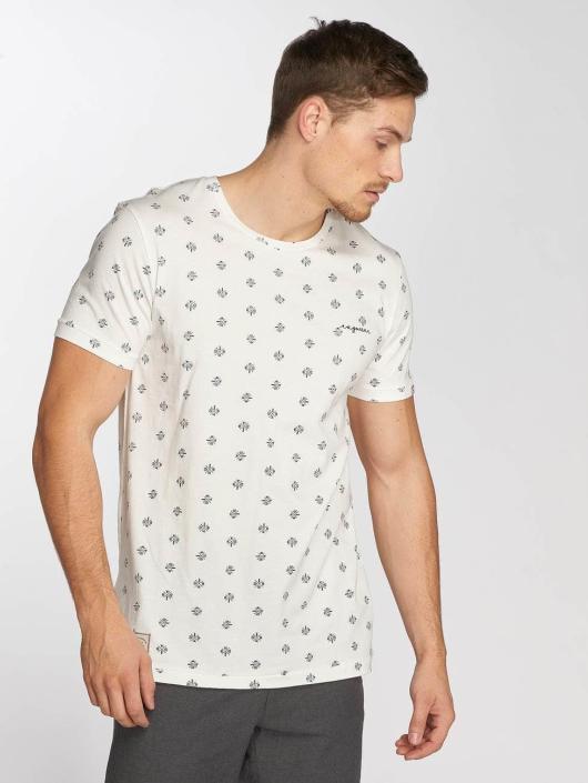Ragwear t-shirt Halley Organic wit