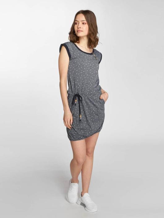 Ragwear Vestido Giza Organic azul