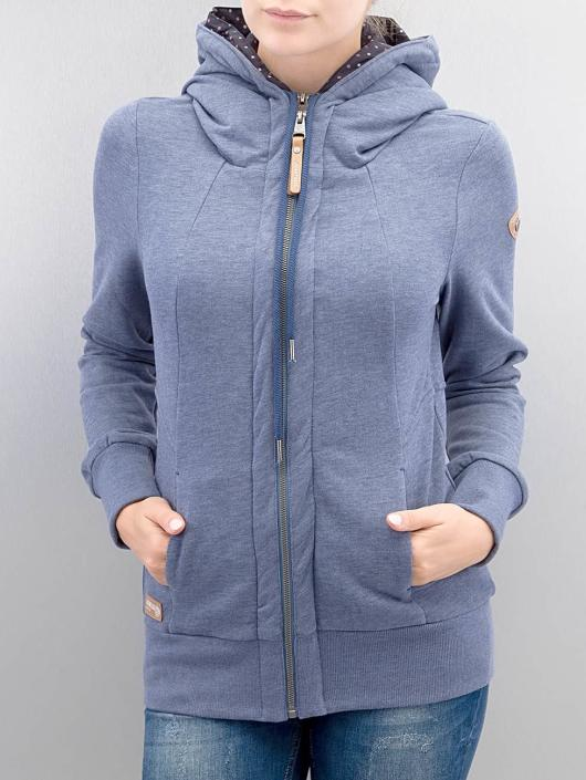 Ragwear Zip Hoodie Belicia blå