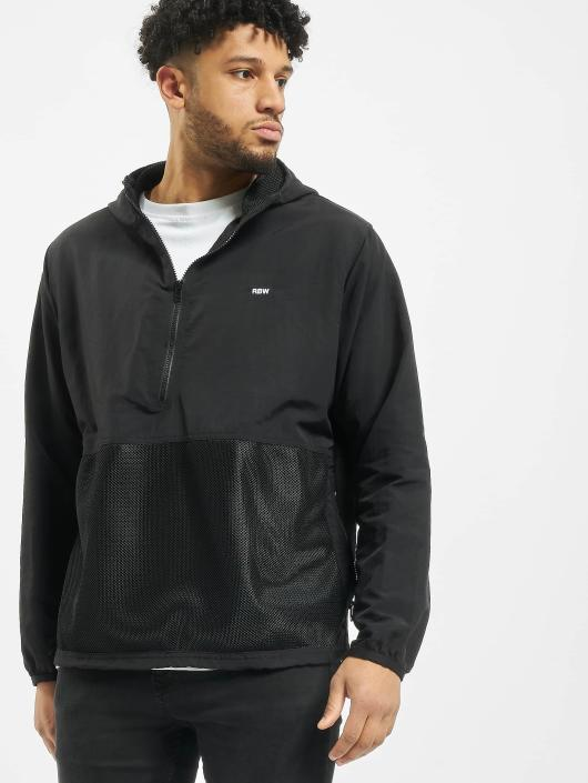 Raised by Wolves Winter Jacket Mesh Pocket black