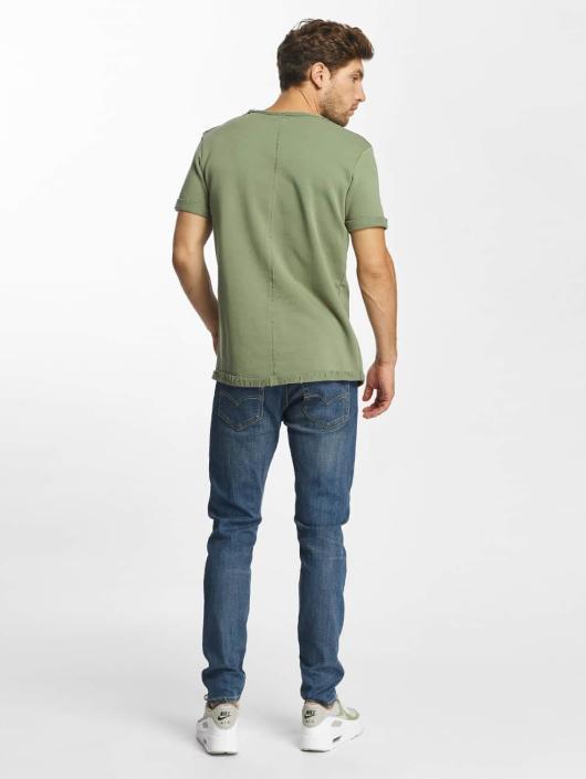 Red Bridge Camiseta Sweat caqui