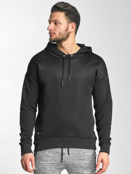 Red Bridge Hoodie Carbon Network black