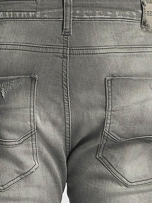 Red Bridge Jean coupe droite Straight Fit gris
