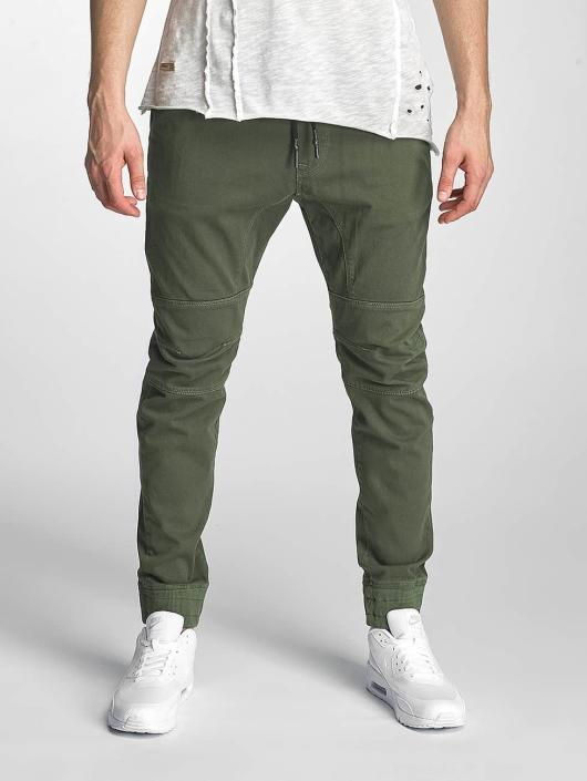 Red Bridge Jogginghose Schukow khaki