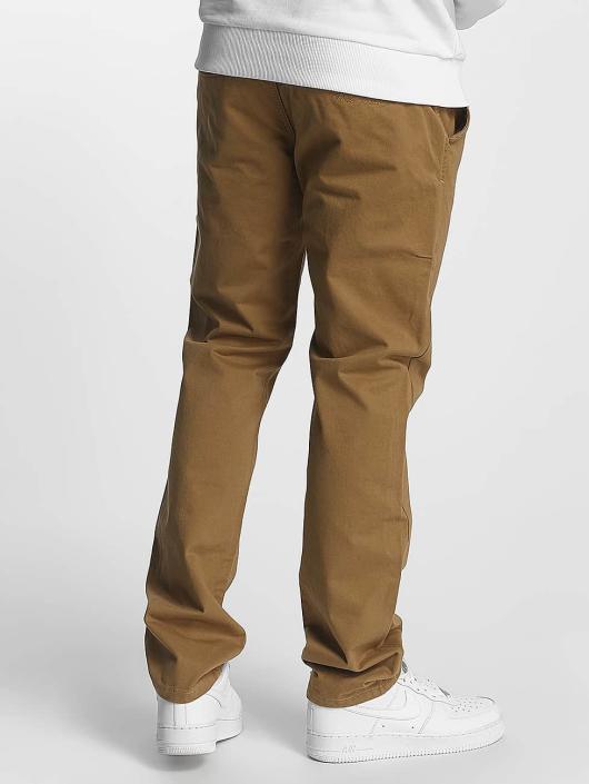 Red Bridge Pantalon chino Standard brun