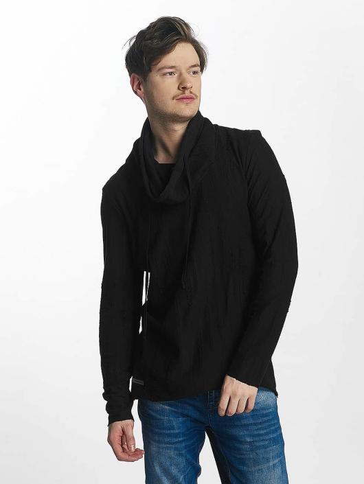 Red Bridge Pitkähihaiset paidat Ryan musta
