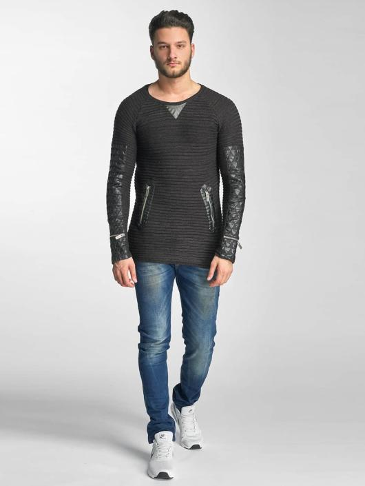 Red Bridge Pullover Paris schwarz