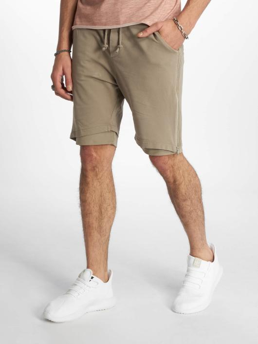 Red Bridge Shorts Two Layers oliven
