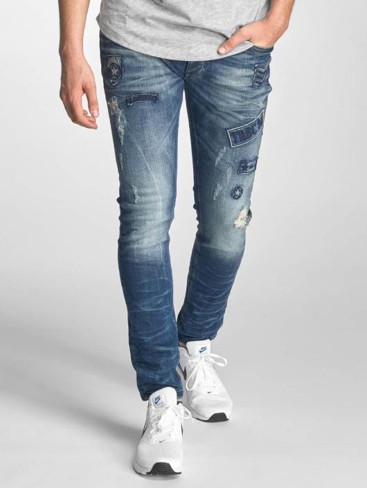 Red Bridge Skinny Jeans TRBC 98 blue