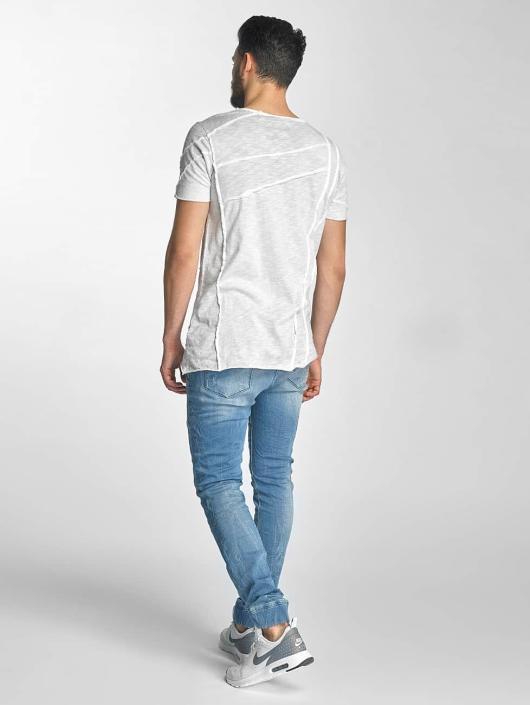Red Bridge Slim Fit Jeans Performence blå