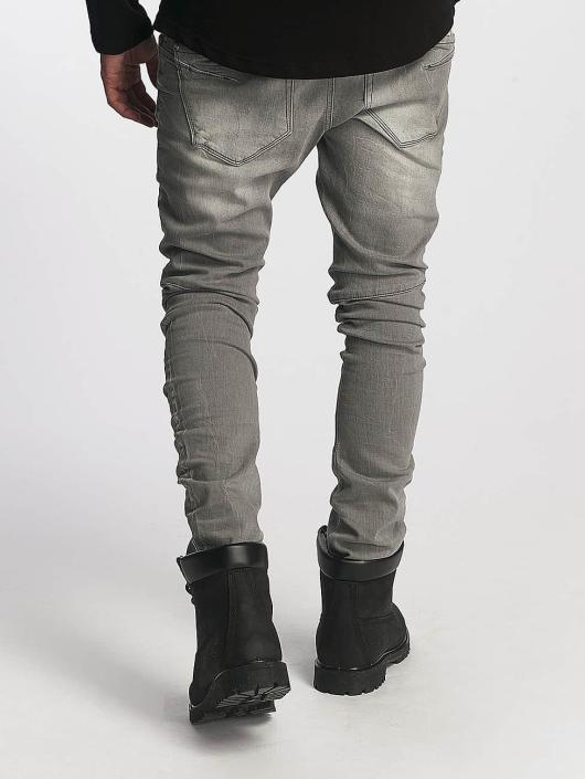 Red Bridge Slim Fit Jeans Carl grijs
