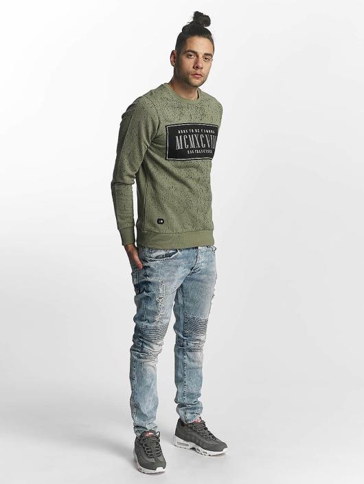 Red Bridge Straight fit jeans Anton blauw