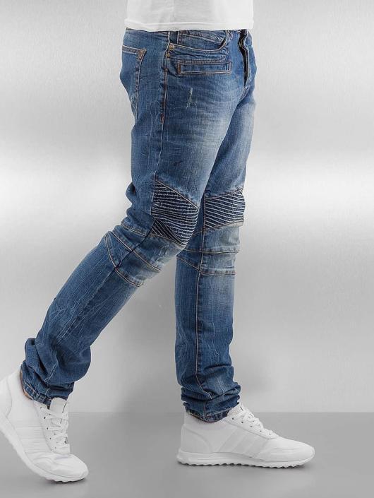 Red Bridge Straight Fit Jeans Harsh blue