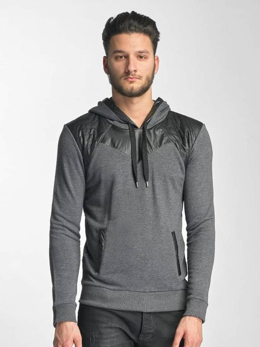 Gris Capuche Homme 356069 Red Hood Bridge Sweat Leather gvfyYb76