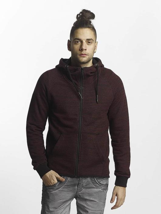 Red Bridge Sweat capuche zippé Original rouge