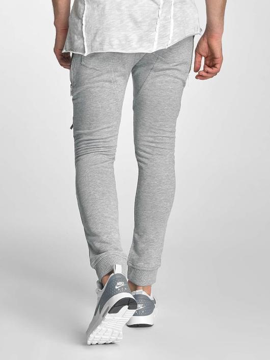 Red Bridge Sweat Pant Zipped grey