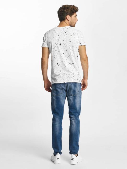 Red Bridge T-shirt Insanity Spots bianco