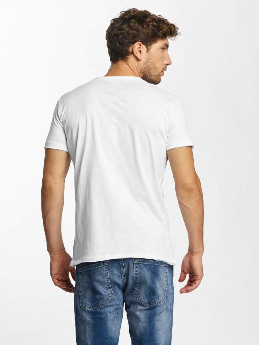Red Bridge T-shirt Noble Skull bianco