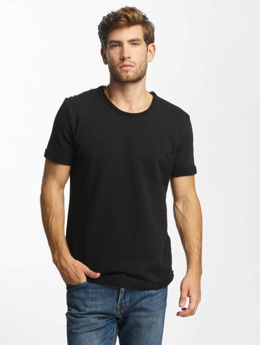 Red Bridge T-Shirt Sweat black