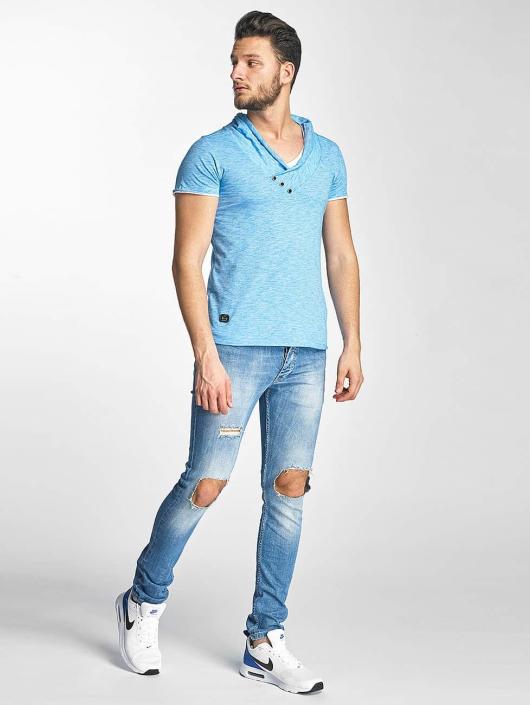 Red Bridge T-Shirt Stripes blau