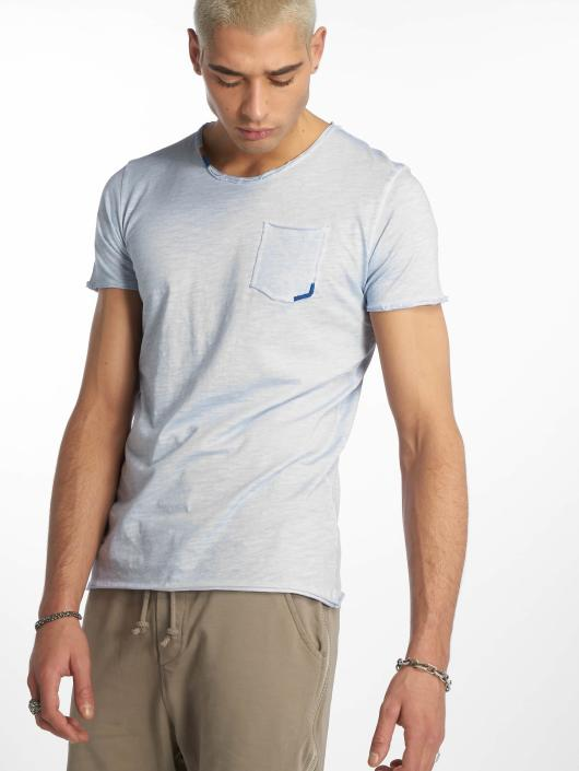Red Bridge T-Shirt Thread Detail blau