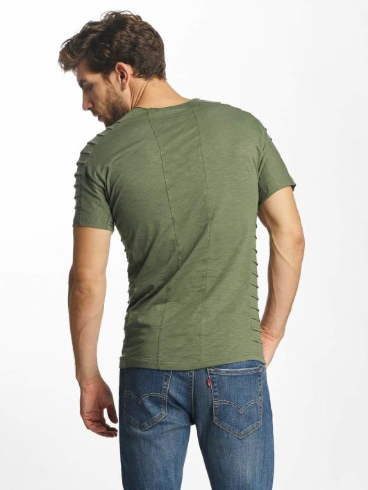 Red Bridge t-shirt Enver khaki