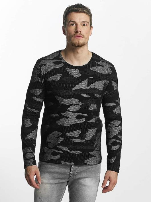 Red Bridge T-Shirt manches longues Dotted camouflage
