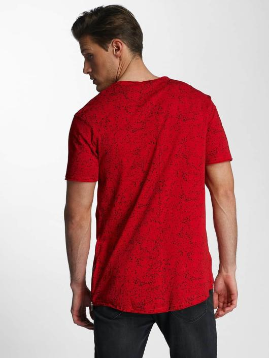 Red Bridge T-Shirt Born To Be Famous rot