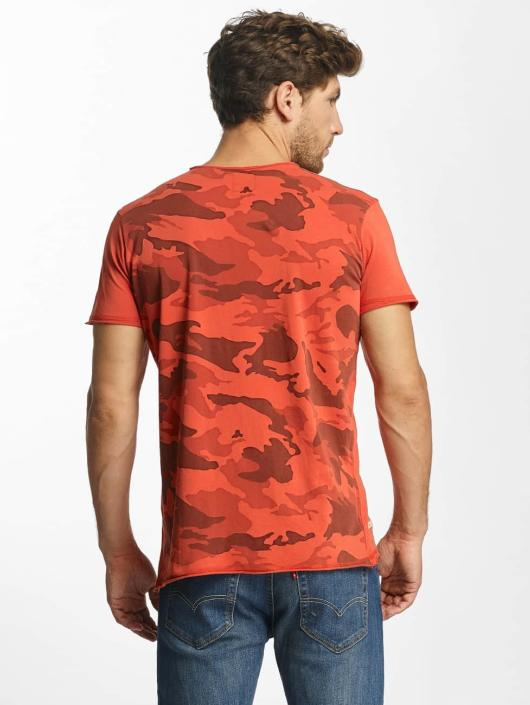 Red Bridge T-Shirt Backing You Up rot