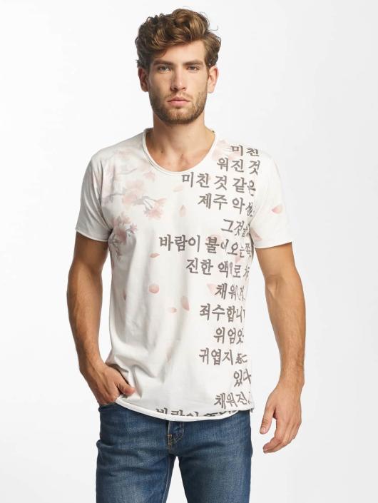 Red Bridge T-Shirt Cherry Blossom weiß