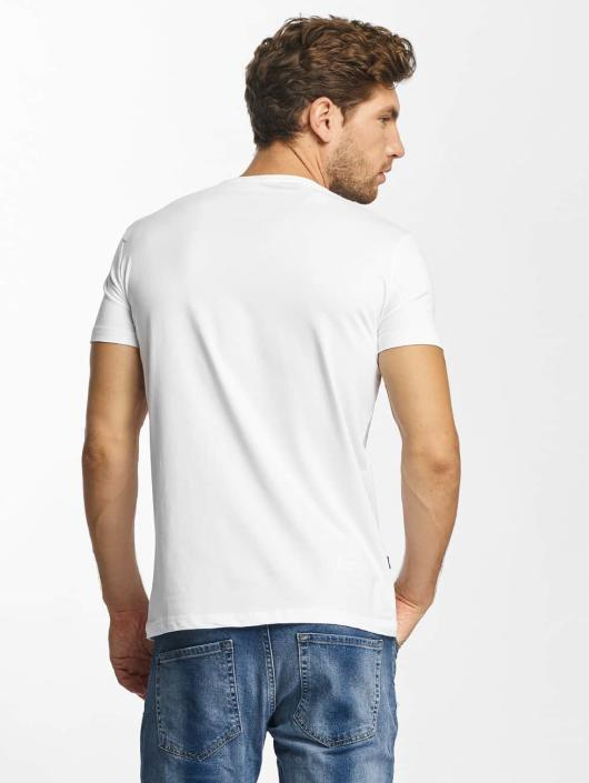 Red Bridge T-Shirty MCMXCIII Modern Characters bialy
