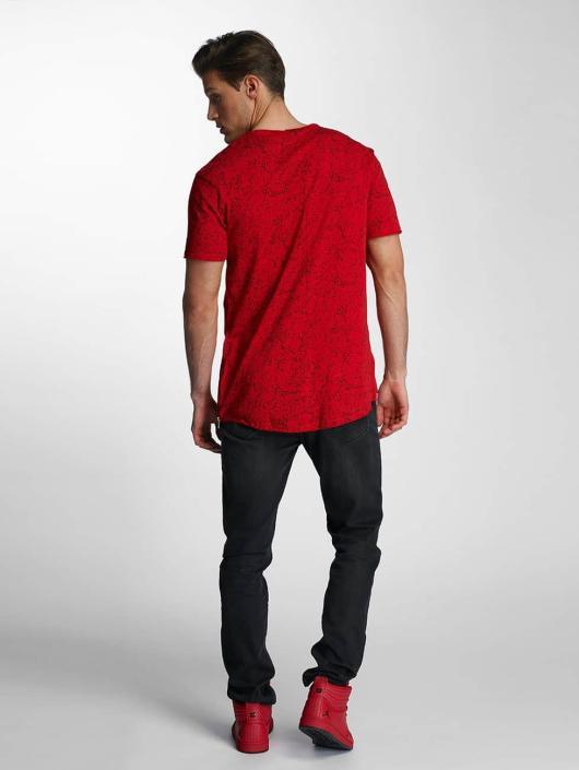 Red Bridge T-Shirty Born To Be Famous czerwony